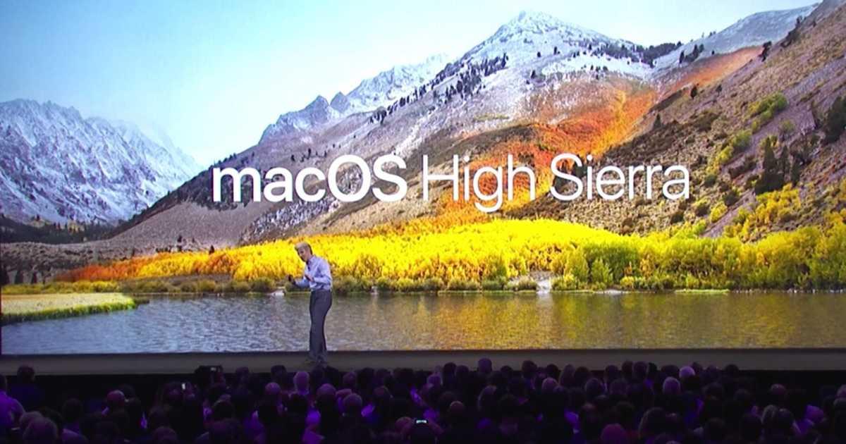 macOS High Sierraが発表。注目すべき新機能のまとめ。
