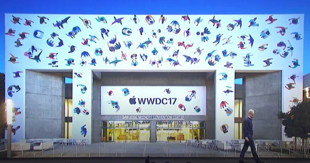 【WWDC 2017】忙しい人のための2時間20分あった基調講演をたった「3分」にまとめた動画。