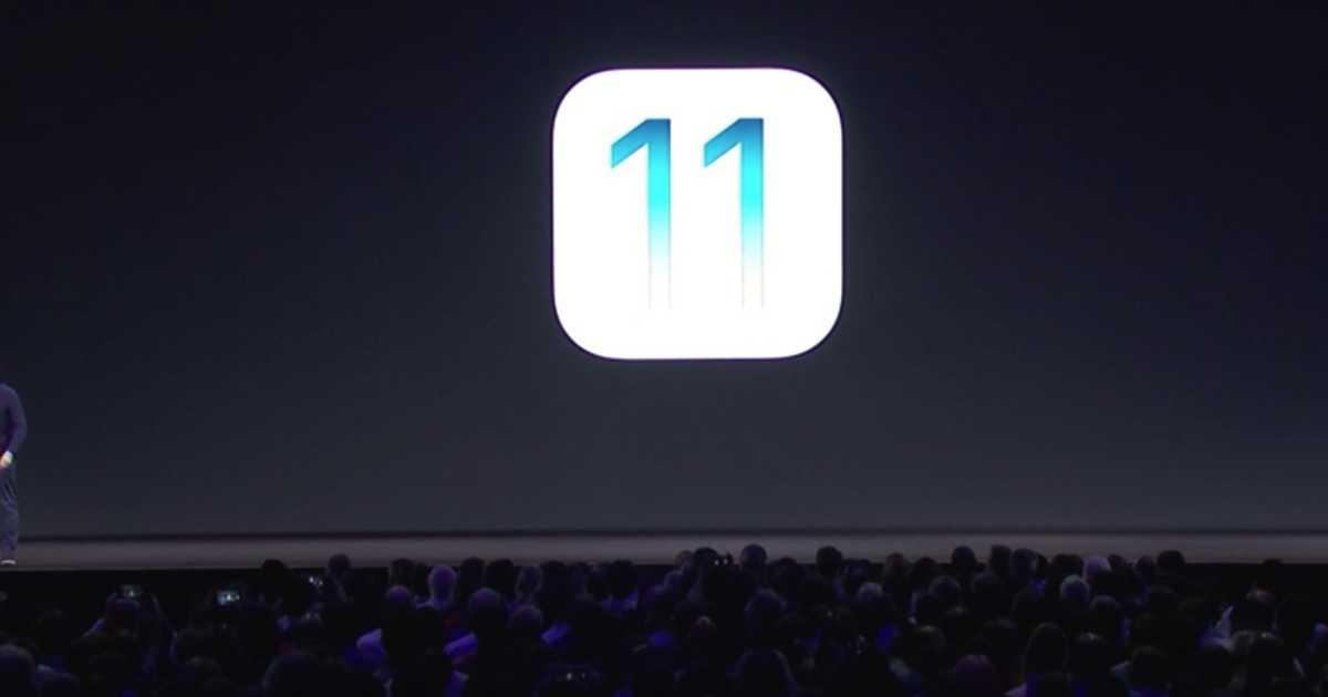 iOS11に対応している「iPhone」「iPad」「iPod touch」一覧表。