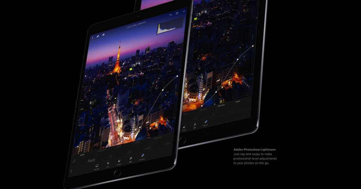 新しいiPad Pro 10.5インチのメモリは「4GB」。 ベンチマークスコアは先代の2倍近く向上。
