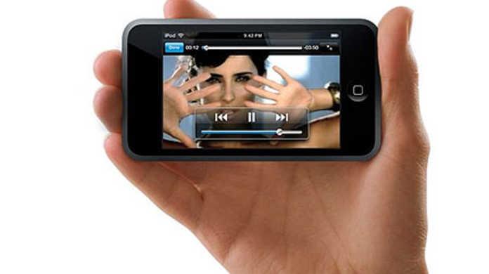 iPod Touch(タッチ)のムービーが早くもYouTubeで色々と公開中。