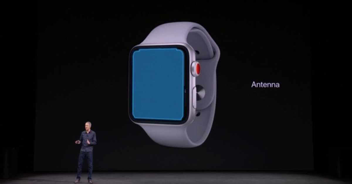 【速報】Apple Watch Series 3が登場。セルラー機能搭載でiPhoneが無くても通信できるように。発売日は9月22日。
