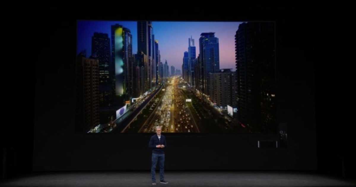 【速報】Apple TV 4Kが登場。A10Xチップ搭載でパフォーマンスが2倍に。発売日は9月22日。