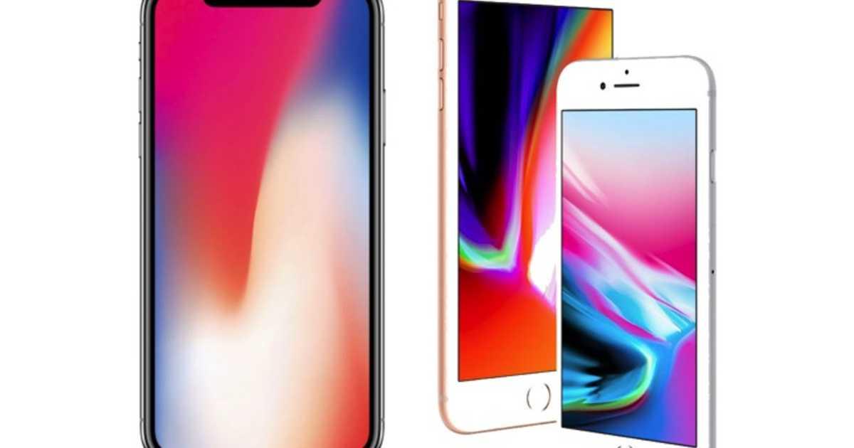 どっちがいい?「iPhone X」と「iPhone8」と「iPhone8 Plus」もし戦わば!