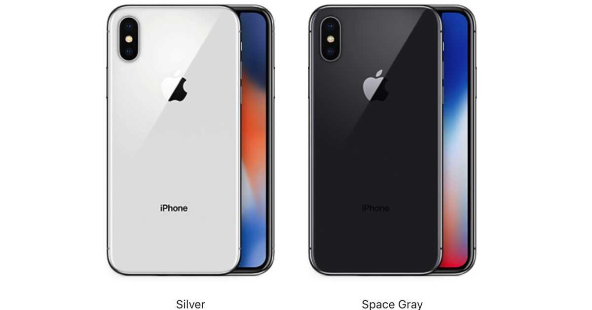 iPhone Xを買う人100人に聞きました。「どっちの色を選ぶ?」