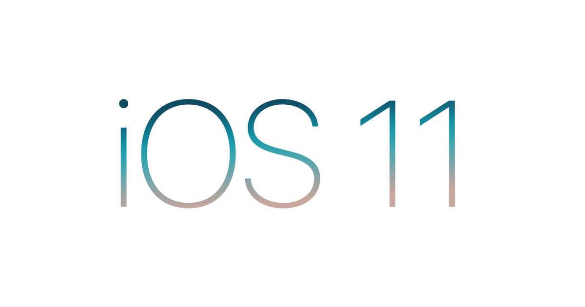 iOS11.0.3がリリース。オーディオおよび触覚フィードバックが一部のiPhone 7で動かない問題などを修正。