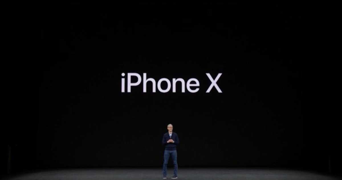 iPhone Xの人気はAppleの予想を遥かに超えていた。