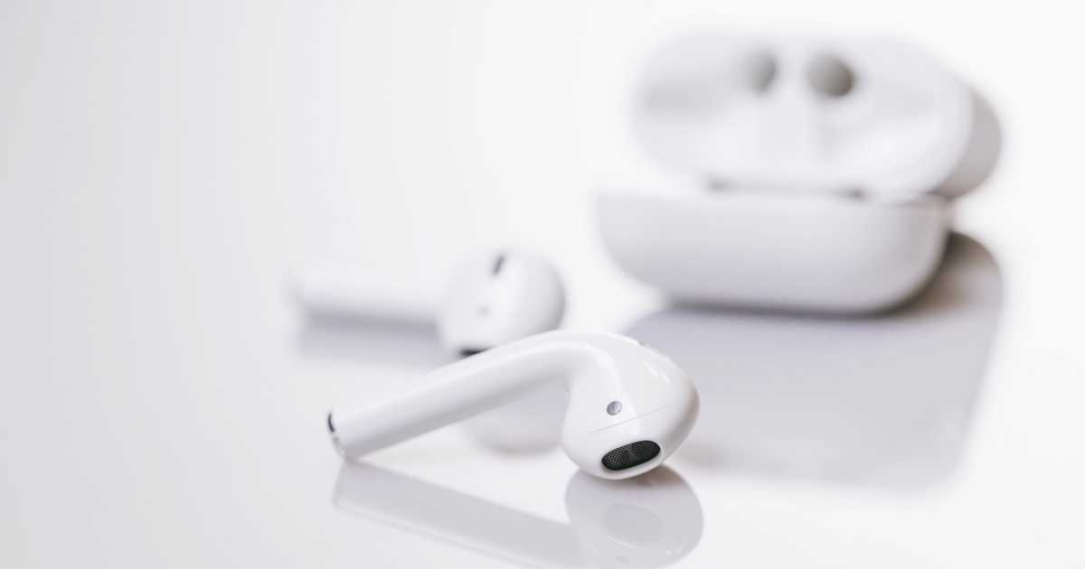 AirPodsを片方だけで音楽を再生する方法。