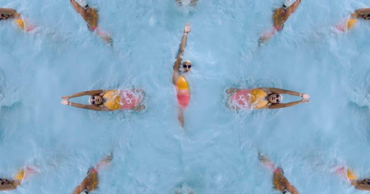 【Apple Watch Series 3】「スノボ」「サッカー」「ワークアウト」「水泳」中でも使えることをアピールした新しいCM4つ。