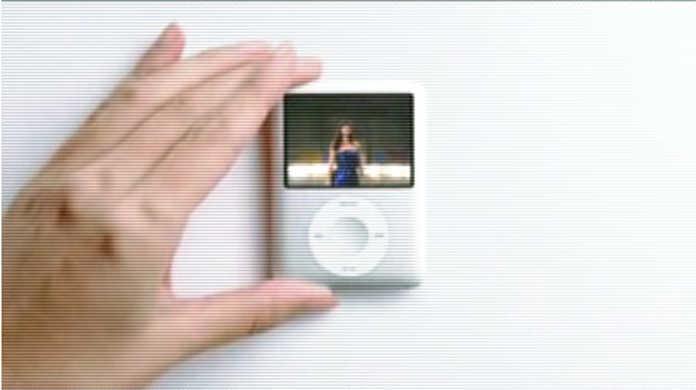 第三世代iPod nanoのCMが公開。