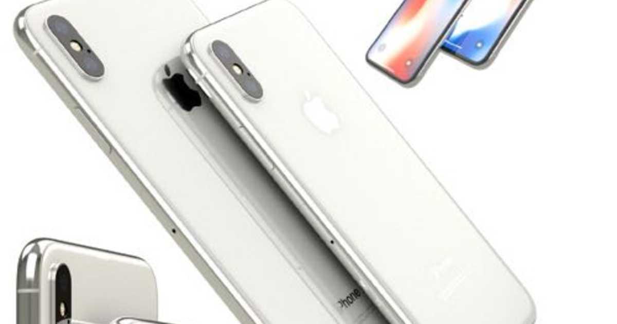 まだ出てないけど「iPhone X Plus」を色んな角度から見てみます?