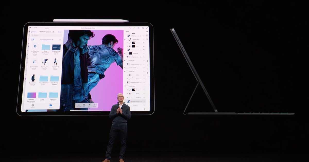 【2018】新しいiPad Proの「11インチ」「12.9インチ」を歴代iPadと価格とスペックの違いを比較してみた。