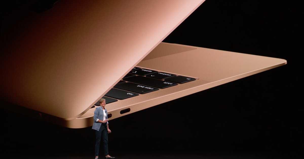 【2018】新MacBook Airと現行MacBookシリーズのスペックと価格を比較する表。