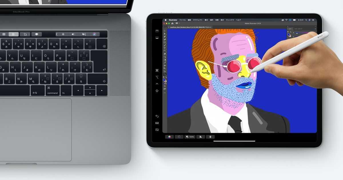 【macOS Catalina新機能】iPadをサブディスプレイ化できる「Sidecar」の使い方